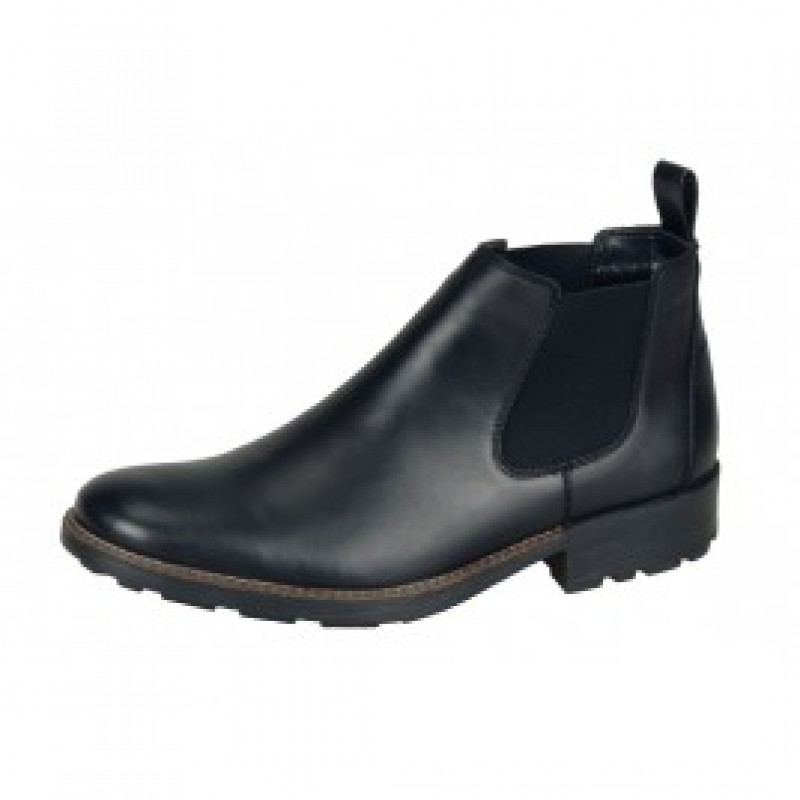 En kort støvle der er perfekt